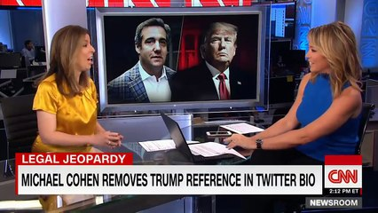 USA News Today| Michael Cohen drops Trump attorney label on Twitter