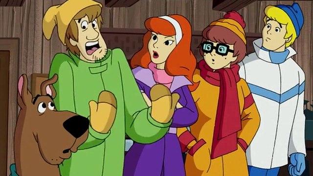 Whats New, Scooby-Doo S 1 E 10 A Scooby-Doo Christma