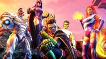 DC UNIVERSE ONLINE - TEEN TITANS : The Judas Contract Bande Annonce