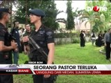 Aksi Bom Bunuh Diri di Gereja Medan, Seorang Pastor Terluka