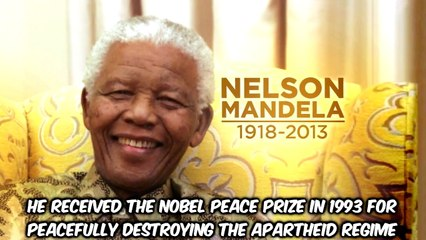 10 Facts About Nelson Mandela