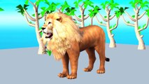 EASY WAY TO LEARN COLORS , ,  KIDS COLORS WORLD , ,  LION HORSE COW DONKEY COLORS , ,  LEARN COLORS FOR KIDS