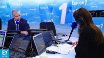 """Laurent Wauquiez sur l'affaire du manifestant tabassé : """"Emmanuel Macron doit faire la lumière sur ces faits"""""""