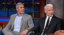 Anderson Cooper Stole Andy Cohen's Line For A Trump Clinton Debate