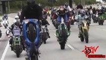 Ride Of The Century 2011 Streetfighterz ROC - Motorcycle Stunts - Street Bike Stunts - Blox Starz TV