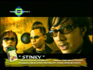 Stinky - Sebelum Kau Kembali (Official Video Clip)