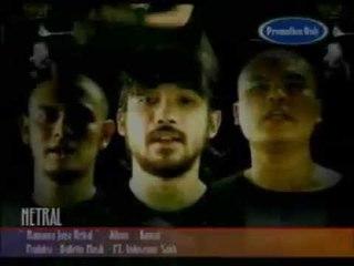 Netral - Namanya Juga Netral (Official Video Clip)