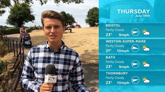 WEATHER: July 19th 2018