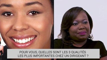 Sandrine Roland - Les trois qualités d'une leaderE