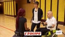 Vis mon sport, un duo de choc 100% féminin - Handisport - Basket - Vis mon sport