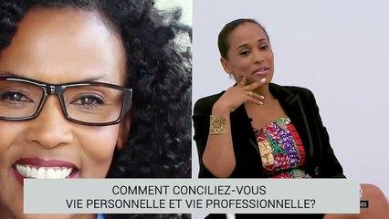 Mariam Djibo - Concilier vie professionnelle et vie personnelle