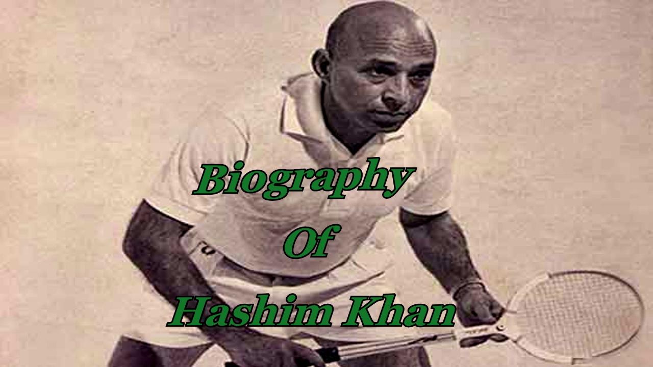 Hashim Khan | Biography | Pakistani Squash Player | DW News | HD Video