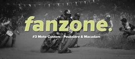 Moto custom : poussière et macadam | FANZONE #3 | GQ Originals