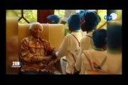 RTG/Célébration du 100 ème anniversaire de Nelson MANDELA - L'Ambassade de l'Afrique du Sud rend hommage á Nelson Mandela