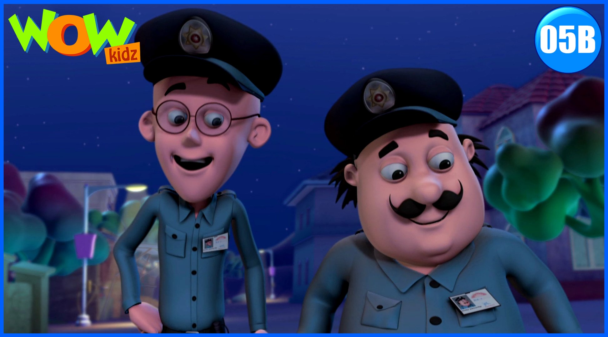 Motu Patlu in Hindi | Diamond Robbery | Cartoon for Kids