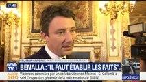 """Affaire Benalla: """"Il n'y a pas eu de volonté de dissimulation"""", affirme le porte-parole du gouvernement"""