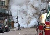 Steam Pipe Explosion in Manhattan Causes Concern Over Asbestos