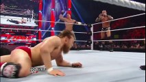 John Cena, Daniel Bryan & Randy Orton vs. The Shield- Raw, August 5, 2013