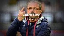 XV de France - Jacques Brunel, le bon choix