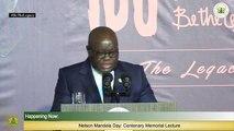 Nelson Mandela Day: Centenary Memorial Lecture