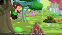 Cuentos Infantiles para Dormir en Español La Serpiente y Los Loros ChuChu TV Cuentacuentos