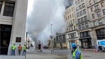 New York Steam Pipe Explosion Raises Asbestos Contamination Worry