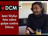 "[PROGRAMA #2 DCM NA TVT]""Há elemento de misoginia no golpe de Dilma"", diz Jean Wyllys"