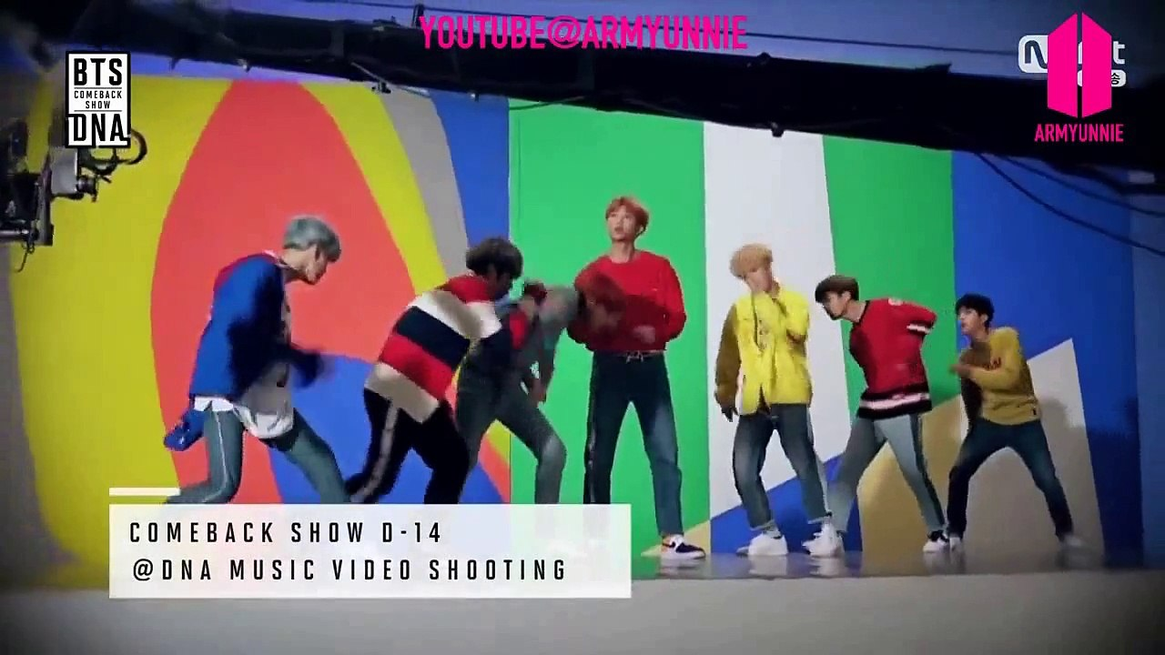 [ENG] BTS DNA Comeback Show 1/5