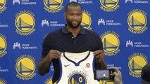NBA - DeMarcus Cousins, nouveau Golden State Warrior