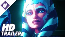 Star Wars: The Clone Wars - Official Comic-Con Trailer | SDCC 2018