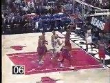 Michael Jordan - vs. Pistons 1996, 53 pts