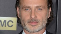 TWD: Andrew Lincoln Has Had Enough Of 'Sweating In Georgia'