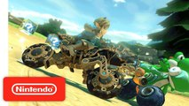 Mario Kart 8 Deluxe - Mise à jour Breath of the Wild