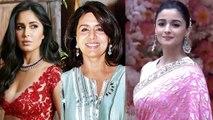 Katrina Kaif से ज्यादा Alia Bhatt के Close हैं Ranbir Kapoor की मां Neetu Kapoor | FilmiBeat