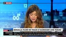 EN DIRECT - Affaire Alexandre Benalla: Une nouvelle vidéo montre le conseiller d'Emmanuel Macron agresser une femme - VIDEO