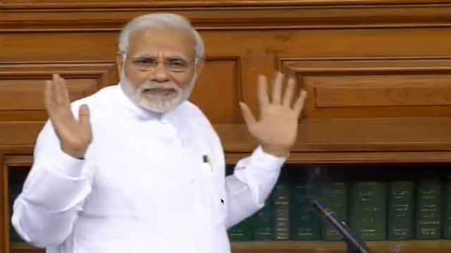 No-confidence motion test for Congress, allies: PM Modi's jibe at Opposition