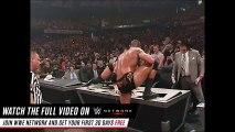 Randy Orton vs. Triple H - Last Man Standing WWE Title Match- WWE No Mercy 2007 on WWE Network