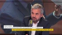 """Gérard Collomb mis au courant de l'affaire Benalla : """"Tous les citoyens ne sont pas égaux, c'est très grave et ça engage la responsabilité du ministre de l'Intérieur"""", estime Alexis Corbière #8h30politique"""