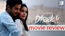 Dhadak Movie Review | Janhvi Kapoor, Ishaan Khattar