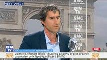 """Affaire Benalla: """"Oui, je signerais un appel à la motion de censure"""", affirme François Ruffin"""