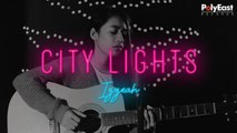 Izzeah - City Lights - (Official Lyric Video)