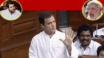 Rahul Gandhi Full Speech in Lok Sabha during No Confidence Motion | OneIndia News