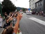 Le Tour de France passe par Eybens