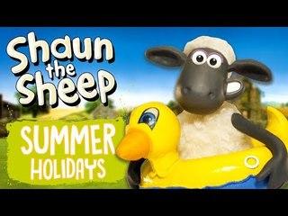 Summer Holidays on the Farm - Shaun the Sheep