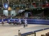 Horse-Ball au salon du cheval 2007 • Finales