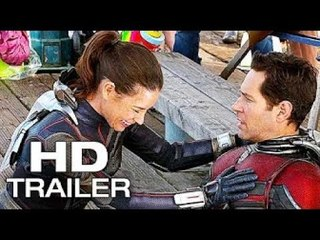 ANT MAN AND THE WASP: Funny Bloopers (FIRST LOOK -  Trailer) 2018 MovieClips Official Trailers