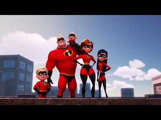 INCREDIBLES 2: Violet Pranks Dash (FIRST LOOK - Trailer) 2018 MovieClips Trailers