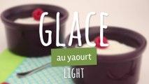 Glace au yaourt allégé