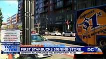 Starbucks to Open First 'Signing Store'