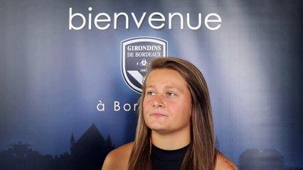 Romane Bruneau, nouveau renfort !
